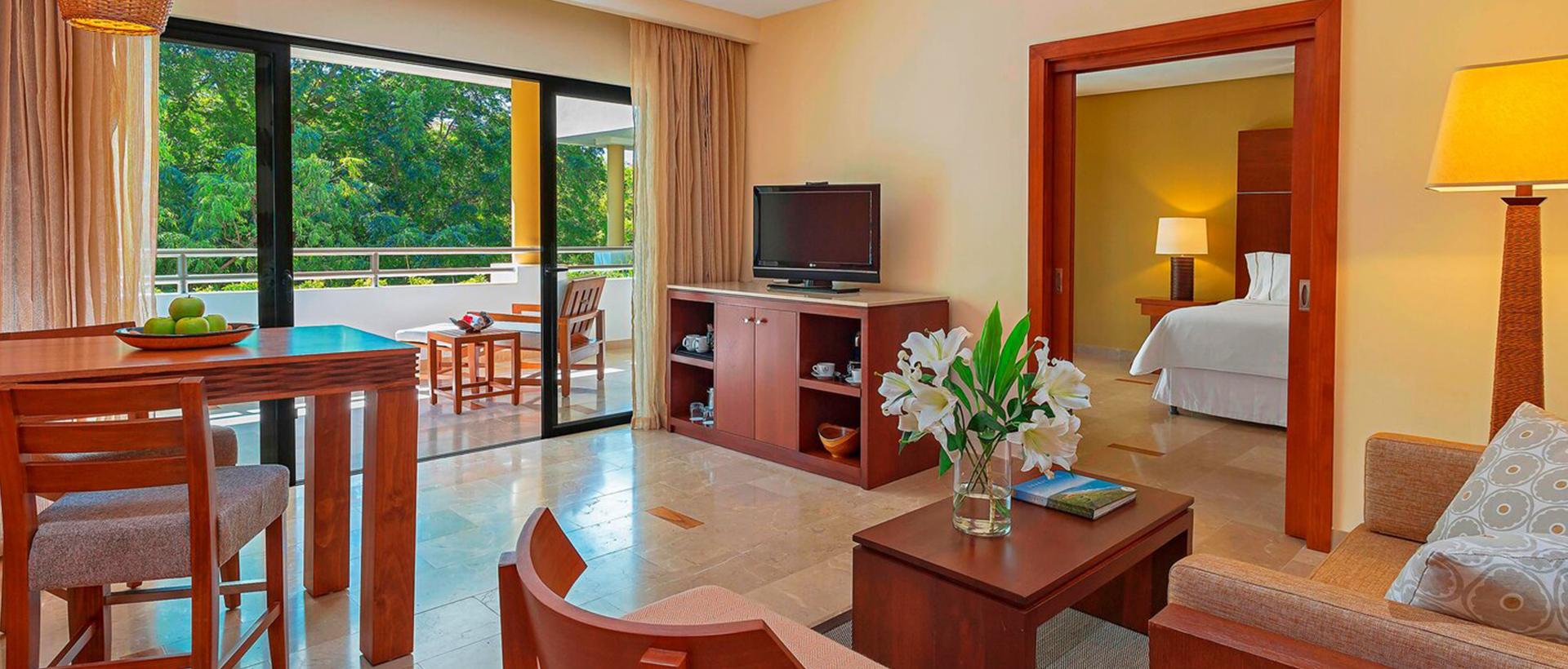 Rooms & Suites The Westin Reserva