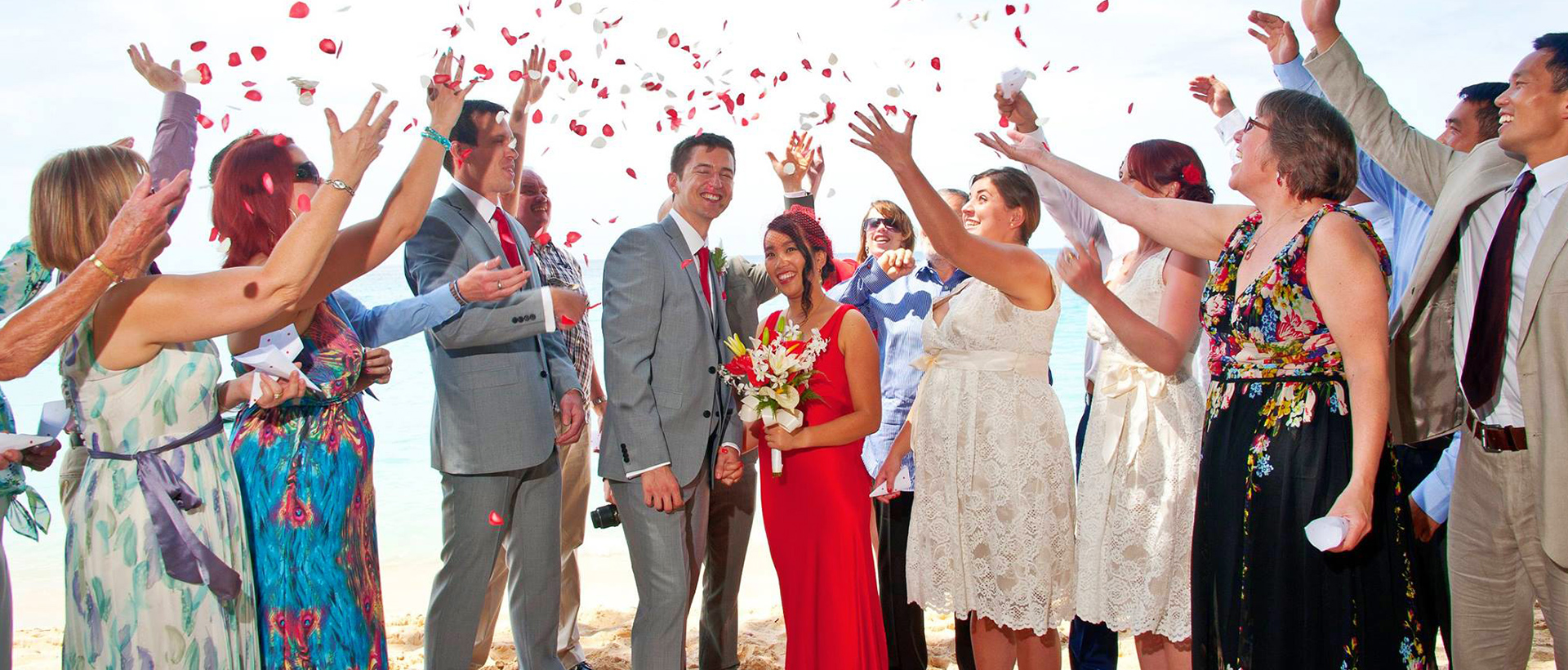 Wedding Packages at Crystal Cove by Elegant Hotels