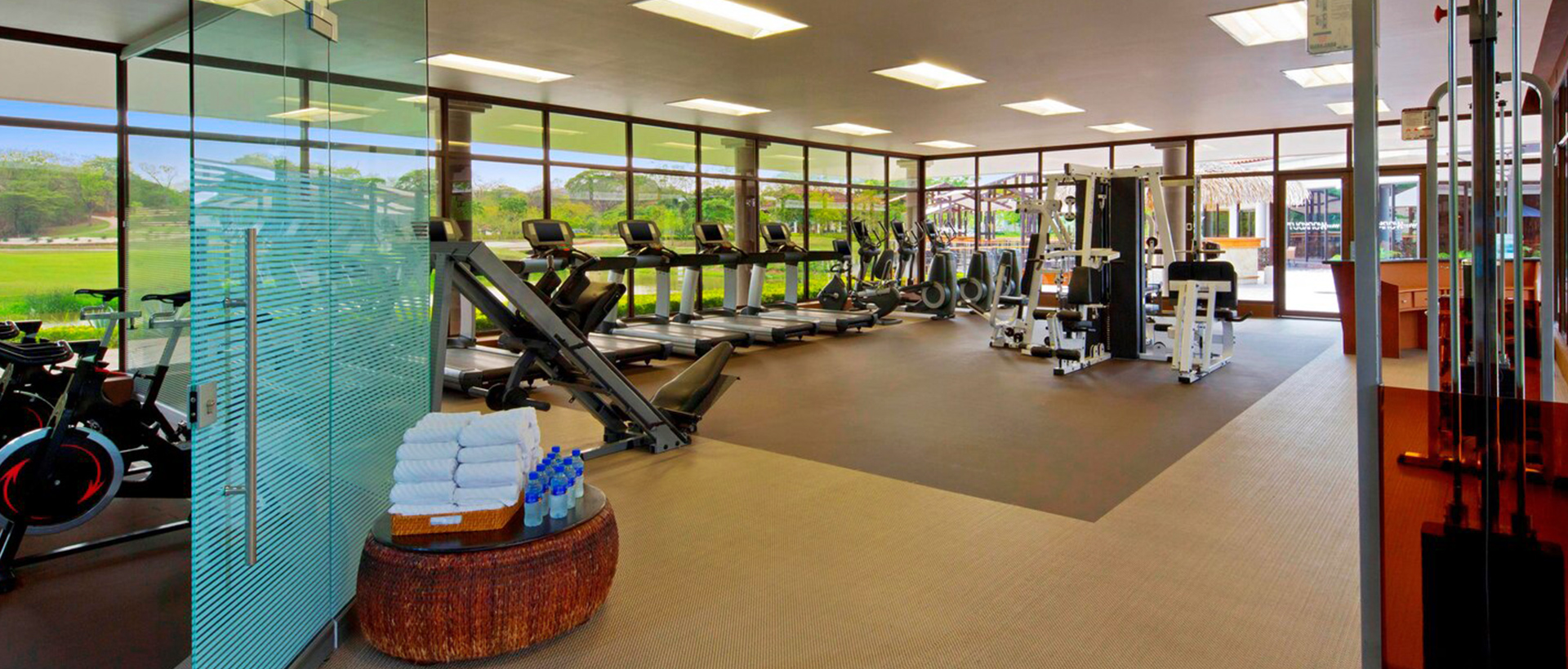 Westin WORKOUT® Fitness Studio at The Westin Reserva